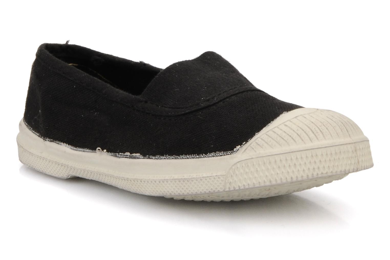 Sneakers Bensimon Tennis Elastique E Brun detaljeret billede af skoene