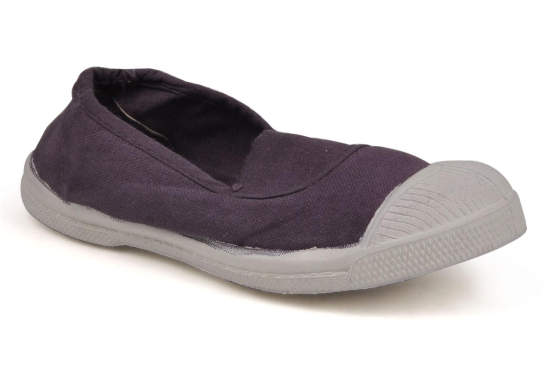 Sneakers Bensimon Tennis Elastique E Paars detail