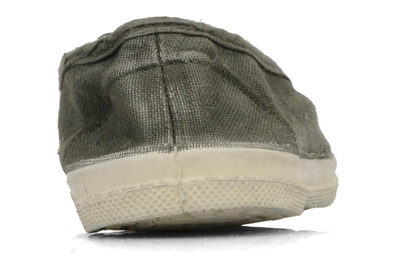 Sneakers Bensimon Tennis Elastique E Groen rechts