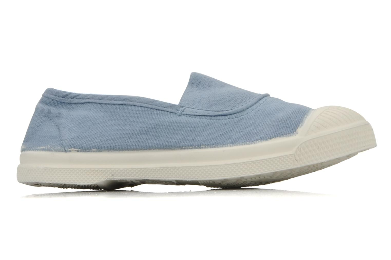 Sneakers Bensimon Tennis Elastique E Blauw achterkant