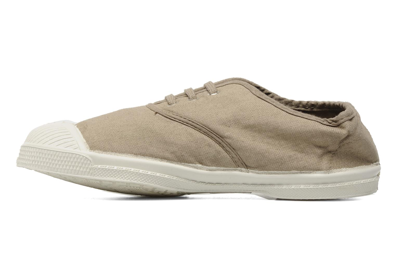 Sneakers Bensimon Tennis Lacets E Beige se forfra