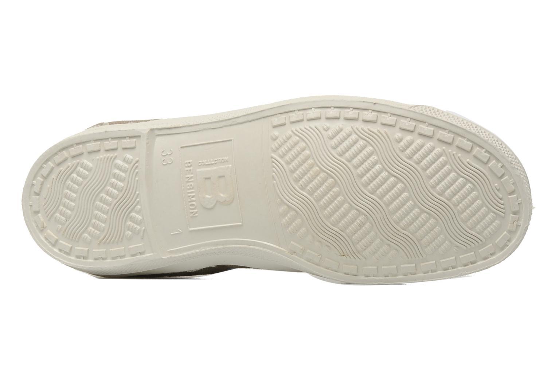 Sneakers Bensimon Tennis Lacets E Beige boven