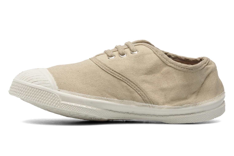 Sneaker Bensimon Tennis Lacets E grau ansicht von vorne