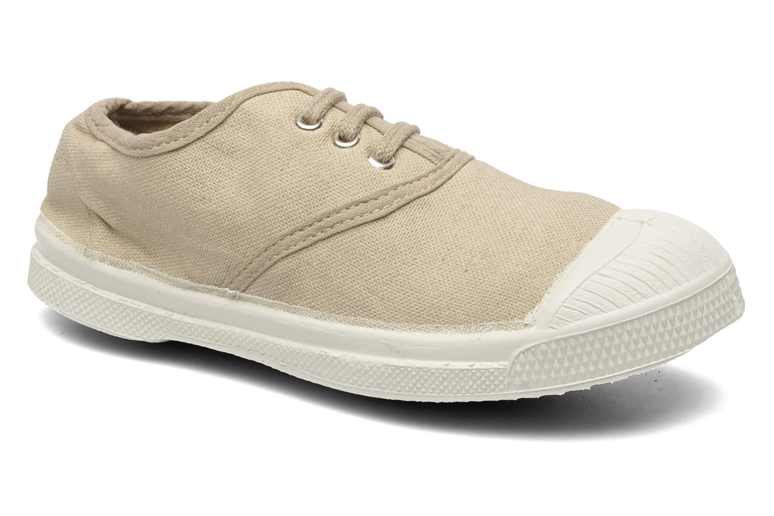 Sneakers Bensimon Tennis Lacets E Grijs detail