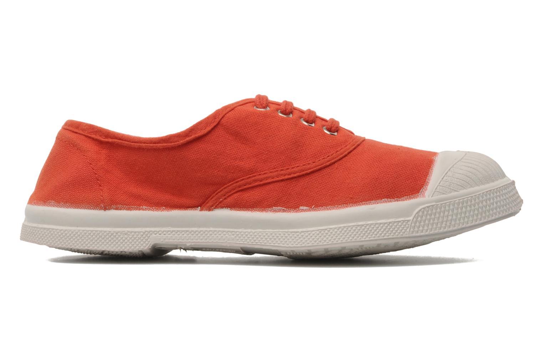 Tennis Lacets E Orange