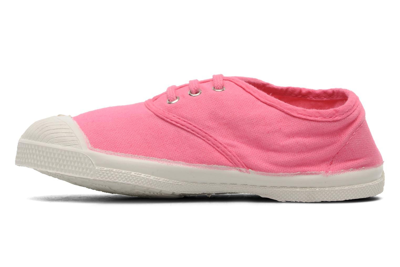 Sneakers Bensimon Tennis Lacets E Roze voorkant
