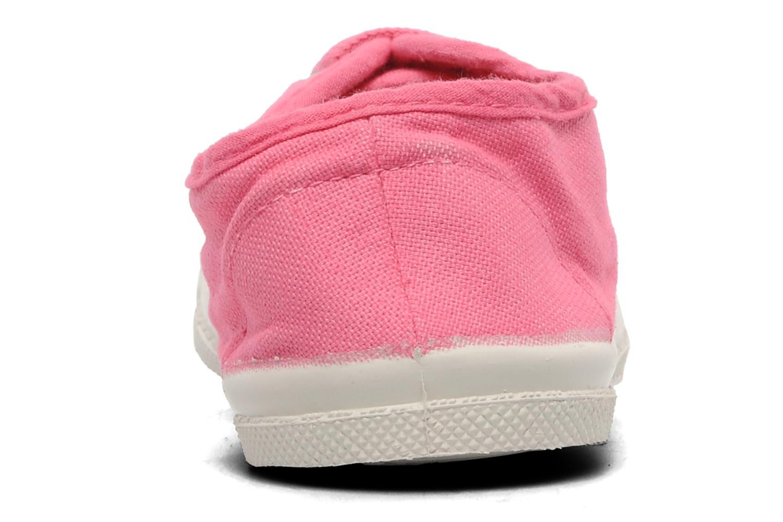 Sneakers Bensimon Tennis Lacets E Roze rechts