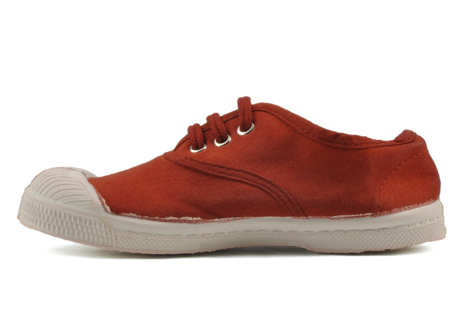 Tennis Lacets E Rouge