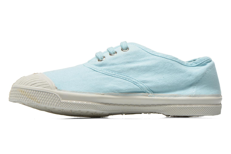 Sneakers Bensimon Tennis Lacets E Blå se forfra