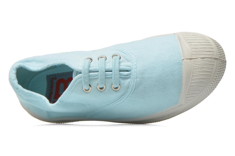 Sneakers Bensimon Tennis Lacets E Blå se fra venstre