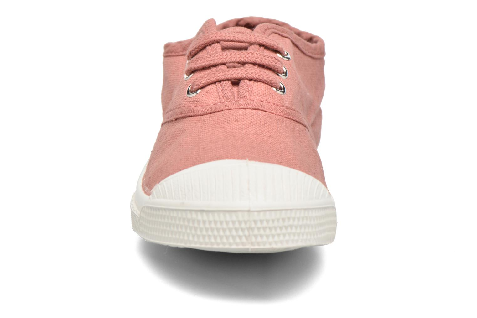 Trainers Bensimon Tennis Lacets E Pink model view