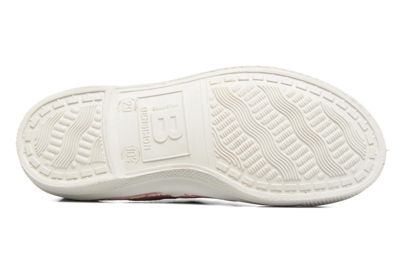 Sneakers Bensimon Tennis Lacets E Roze boven