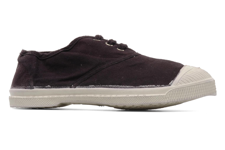 Sneakers Bensimon Tennis Lacets E Lila bild från baksidan