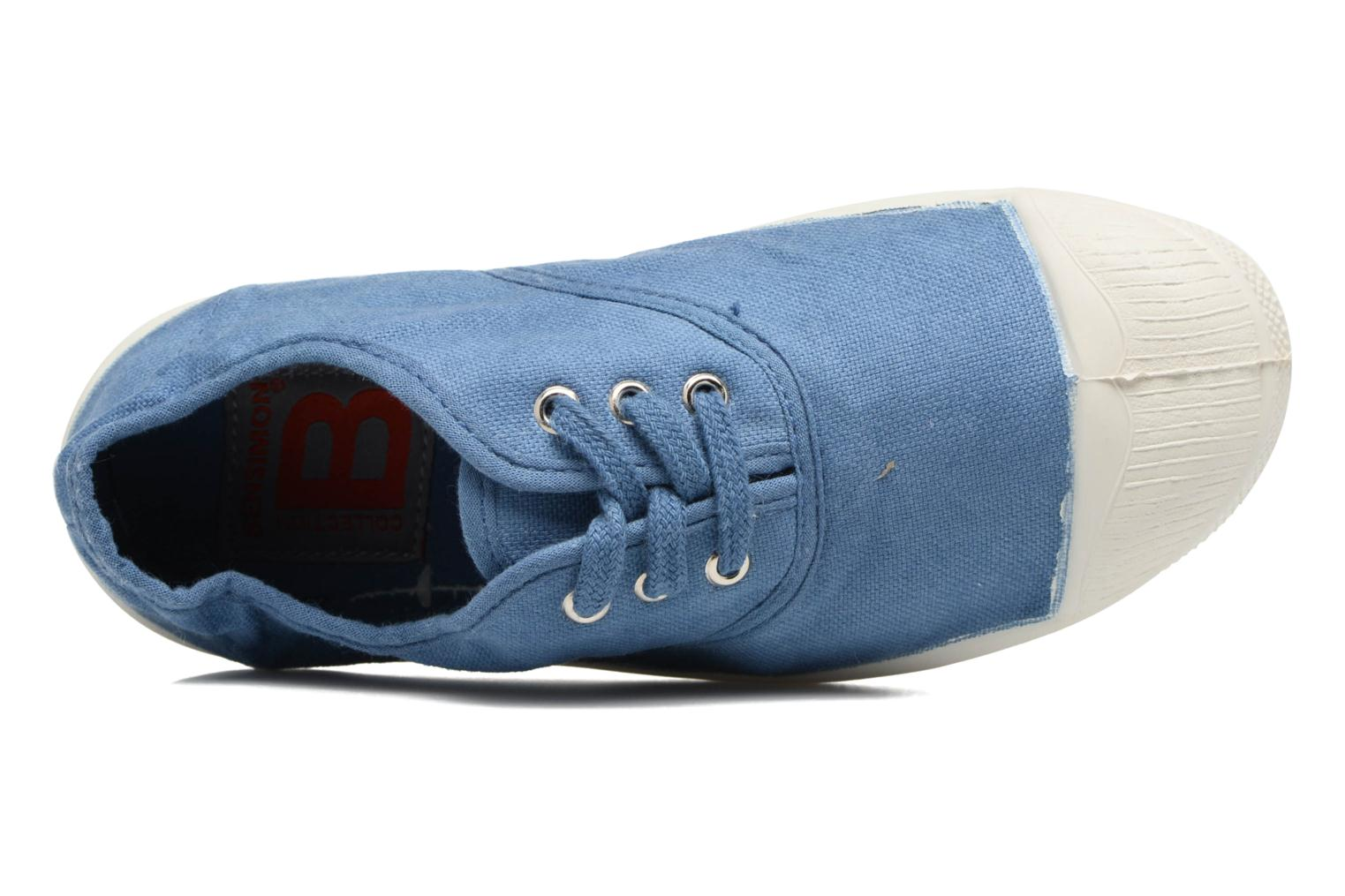 Tennis Lacets E Denim 2