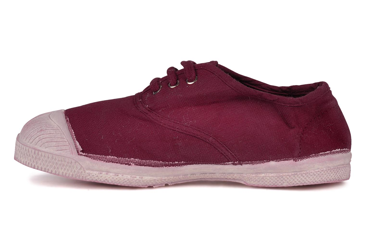 Trainers Bensimon Tennis Lacets E Pink front view