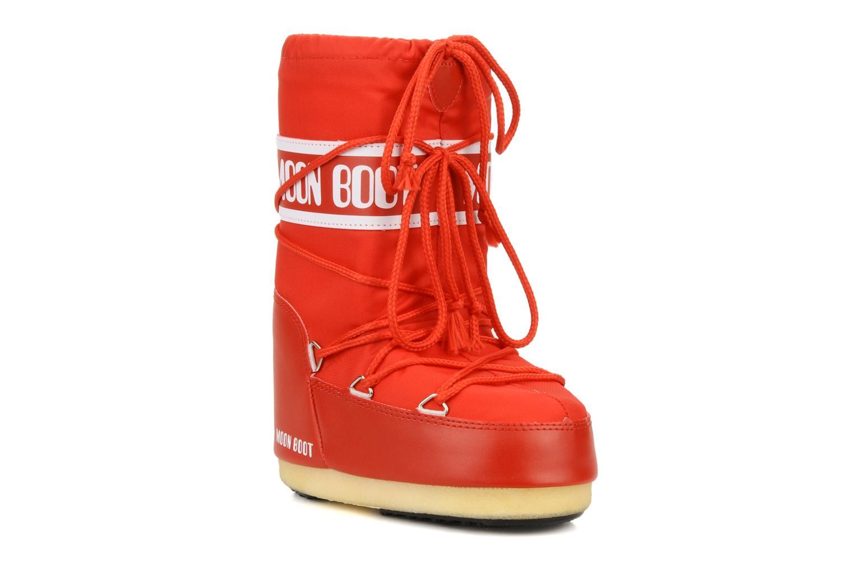 Moon Boot Nylon E Red