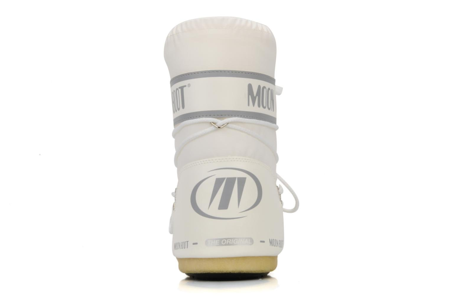 Moon Boot Nylon E White