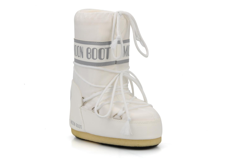 Moon Boot Nylon E White