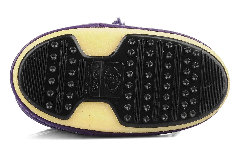 Scarpe sportive Moon Boot Moon Boot Nylon E Viola immagine dall'alto