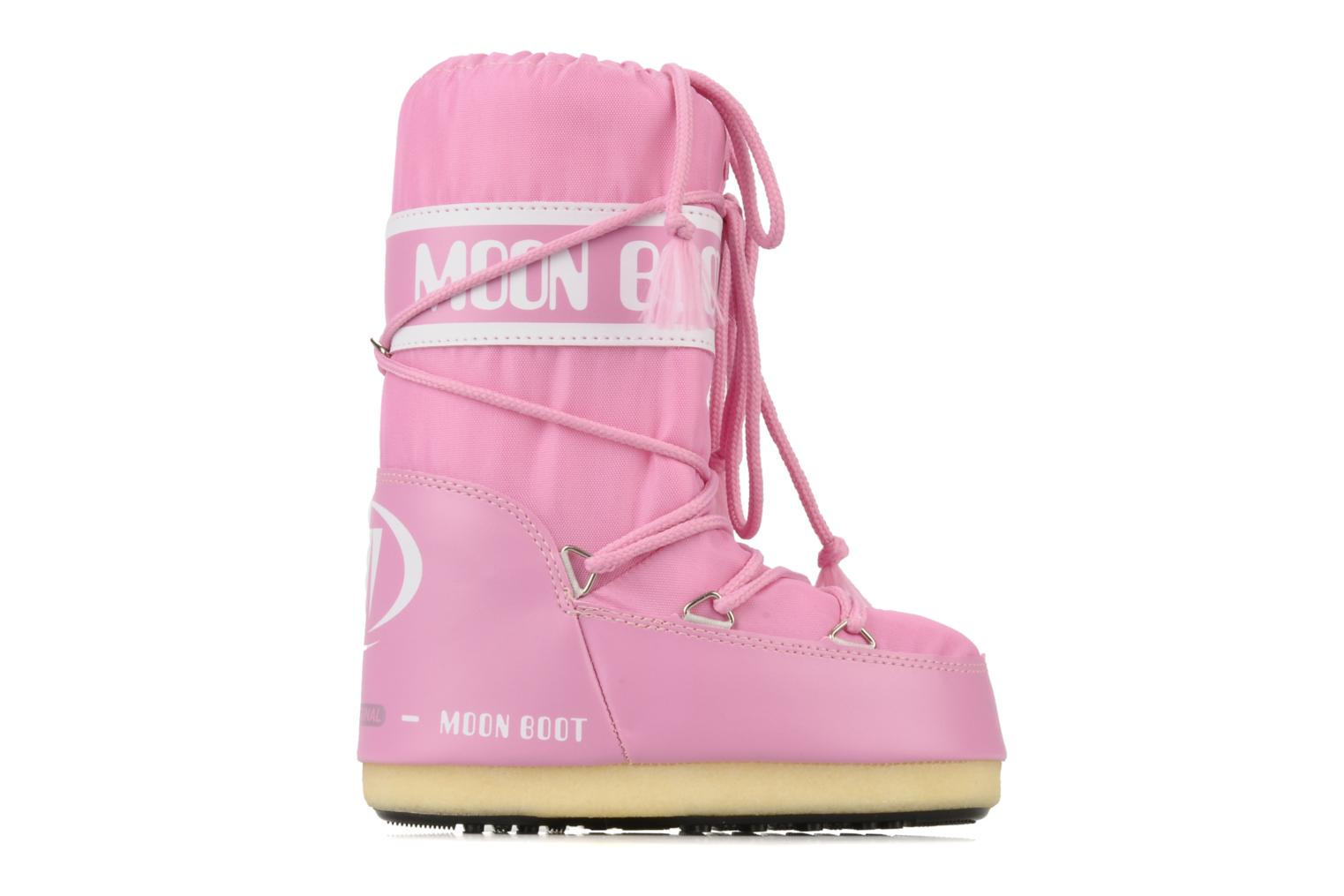 Moon Boot Nylon Pink