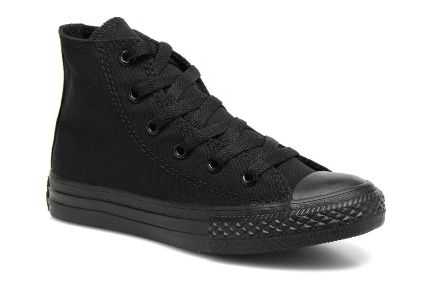 Baskets Converse Chuck Taylor All Star Sp Hi Noir vue détail/paire
