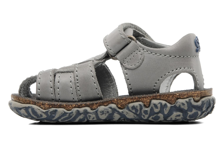 Sandali e scarpe aperte Stones and Bones Raxi Grigio immagine frontale