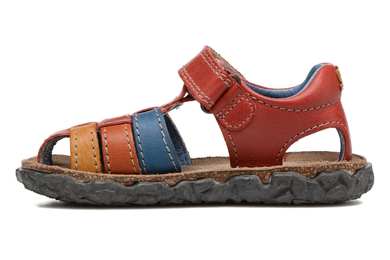 Sandales et nu-pieds Stones and Bones Raxi Multicolore vue face