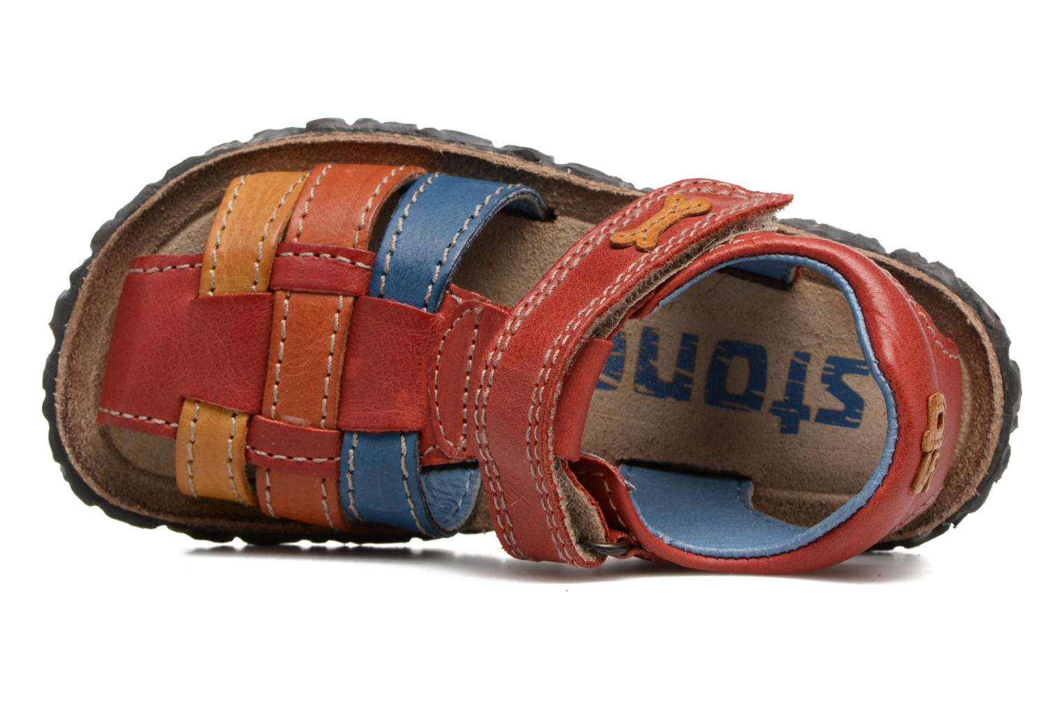 Sandals Stones and Bones Raxi Multicolor view from the left
