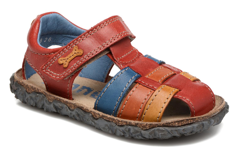 Sandaler Stones and Bones Raxi Multi detaljeret billede af skoene