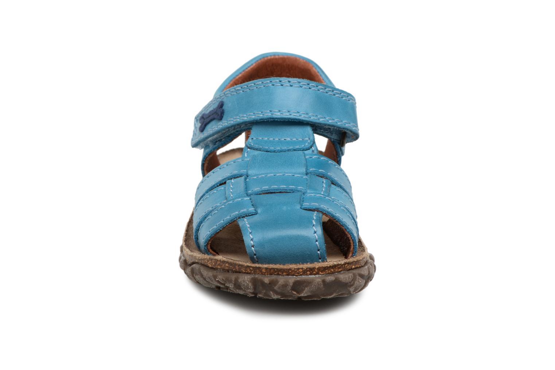 Sandalen Stones and Bones Raxi blau schuhe getragen