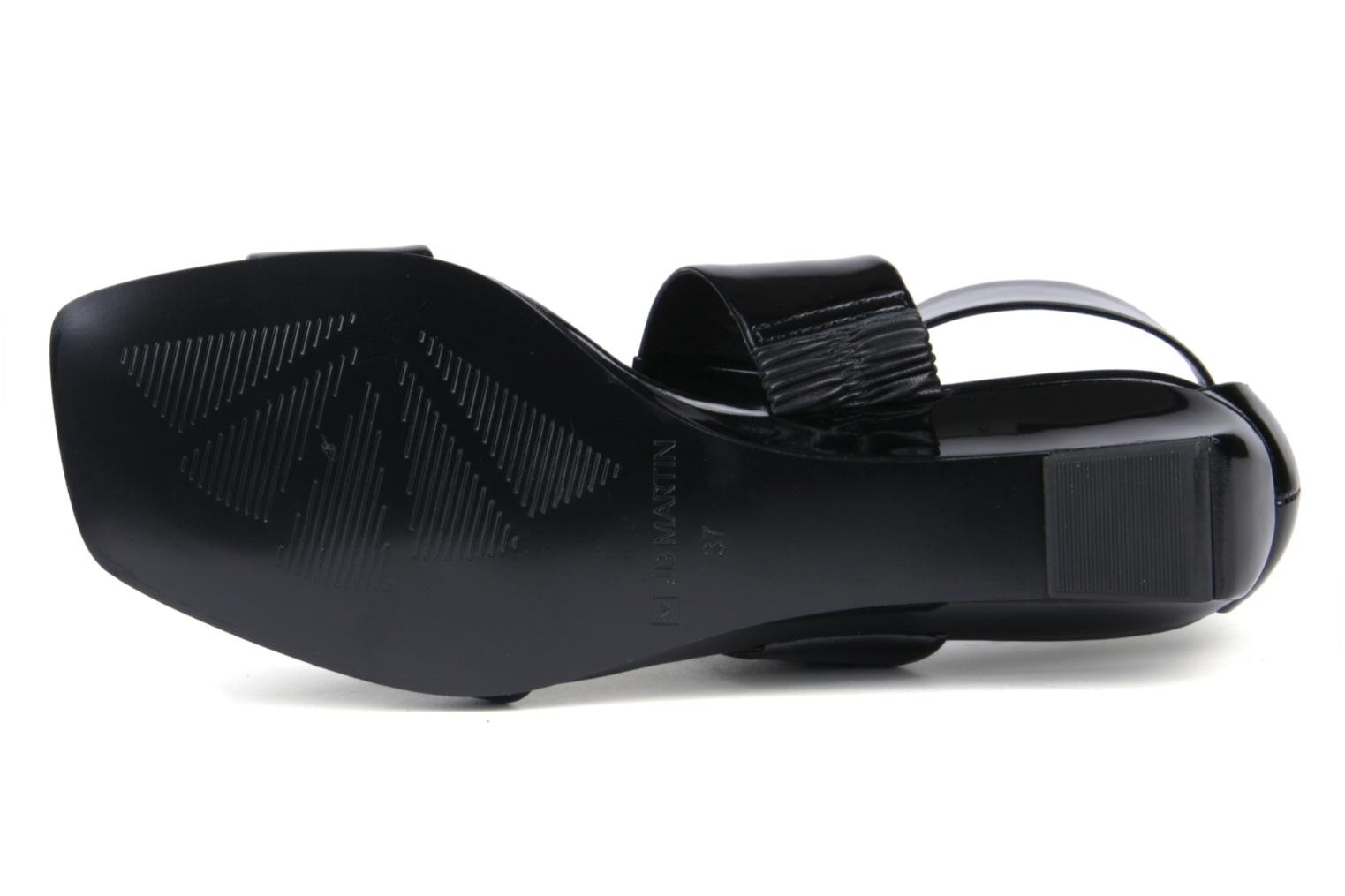 Sandals JB MARTIN Indou Black view from above