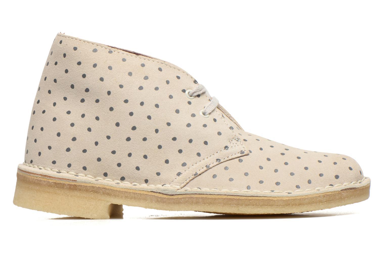 Desert Boot W Grey/white