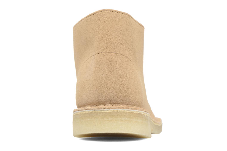 Desert Boot W Fudge