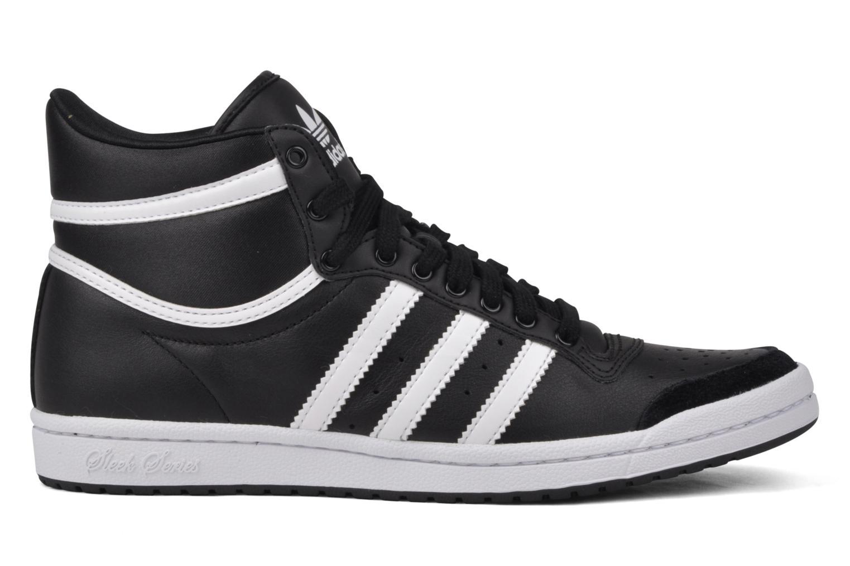 Baskets Adidas Originals Top Ten Hi Sleek Noir vue derrière