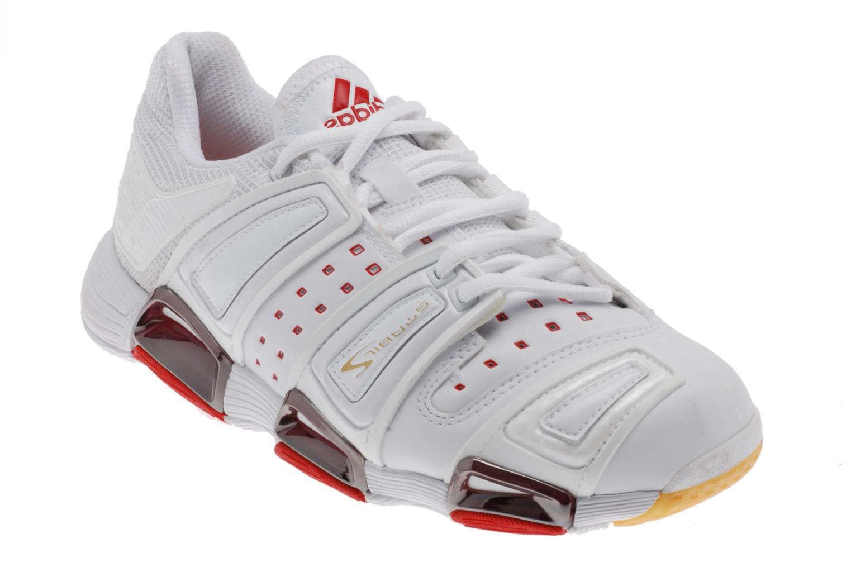 Sportschoenen Adidas Performance Stabil S W Wit detail