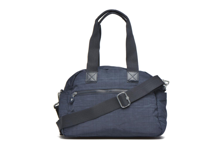 Handtaschen kipling Defea blau ansicht von vorne