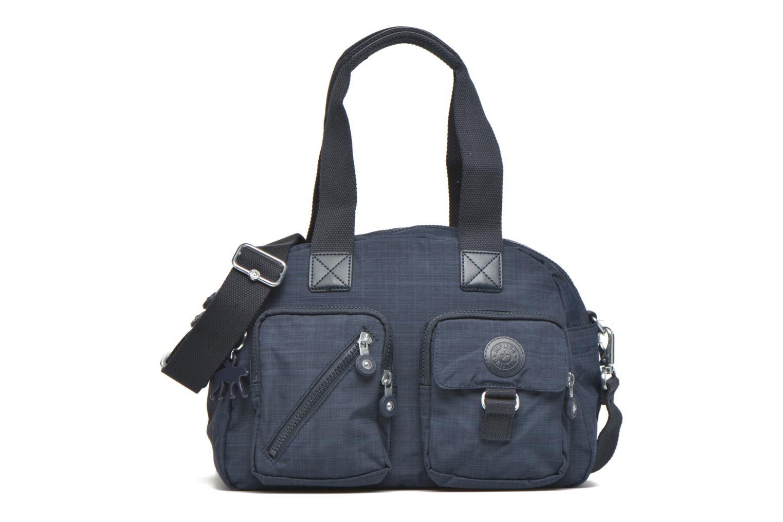Handtassen kipling Defea Blauw detail