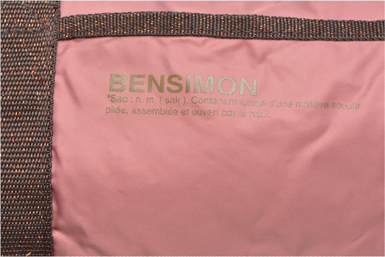 Color Bag Vieux rose A6