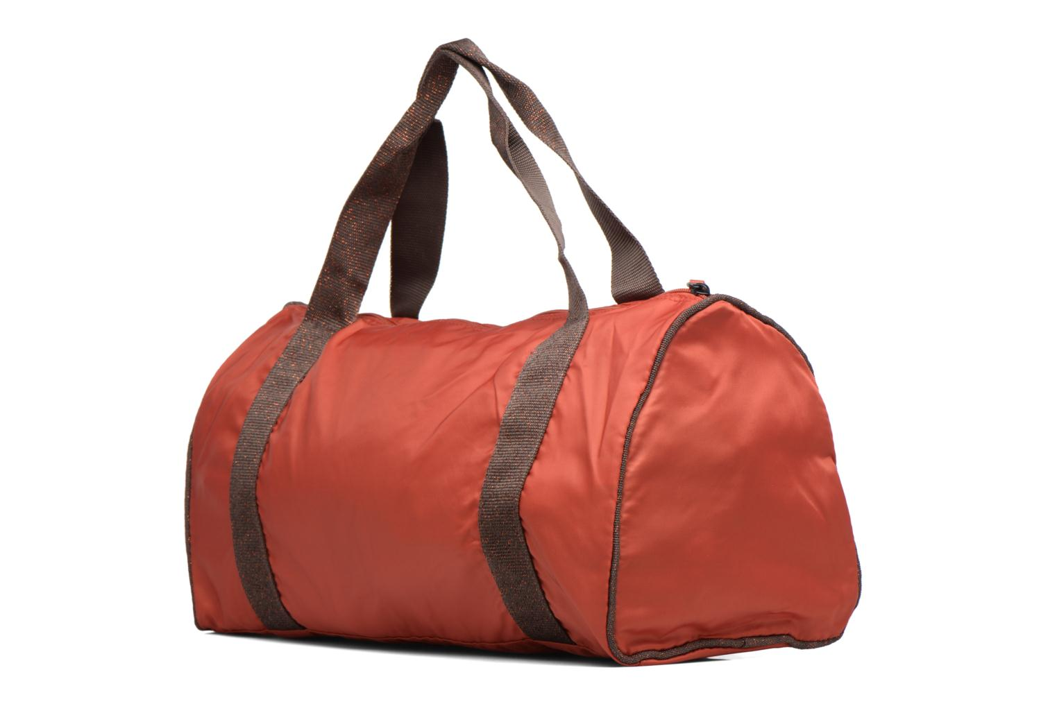 Bolsas de deporte Bensimon Color Bag Naranja vista lateral derecha