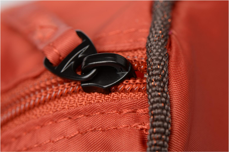 Sporttaschen Bensimon Color Bag orange ansicht von links