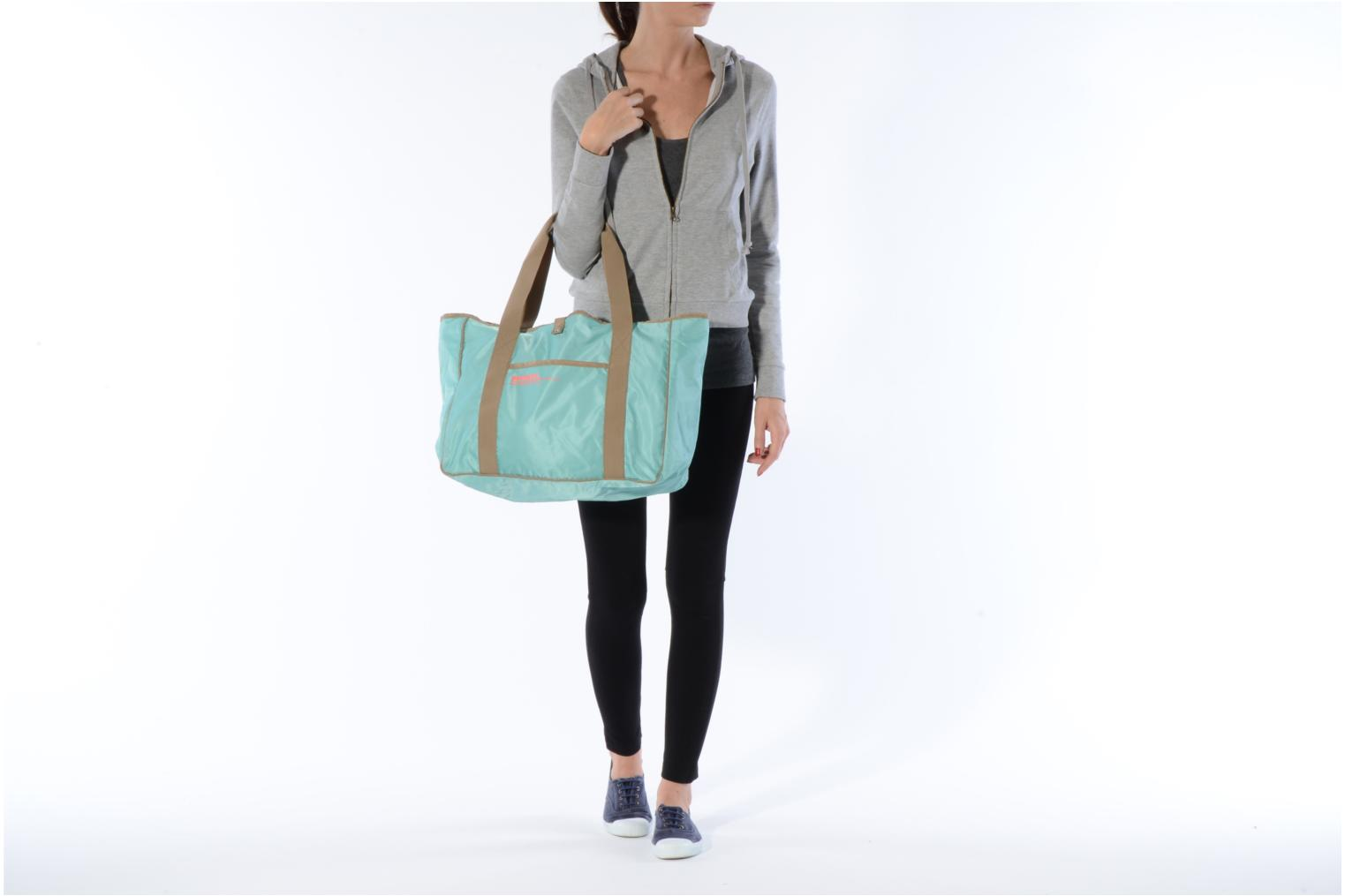 Handbags Bensimon Color Tote Blue view from above