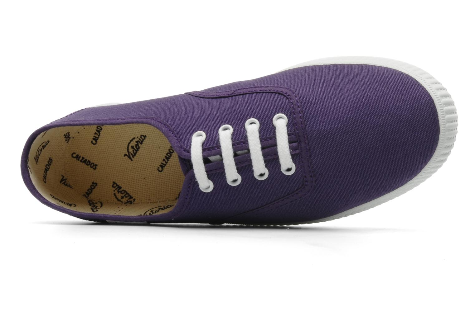 Trainers Victoria Victoria W Purple view from the left