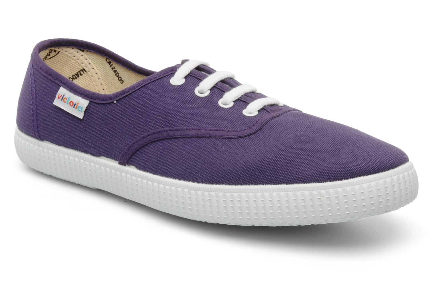 Trainers Victoria Victoria W Purple detailed view/ Pair view