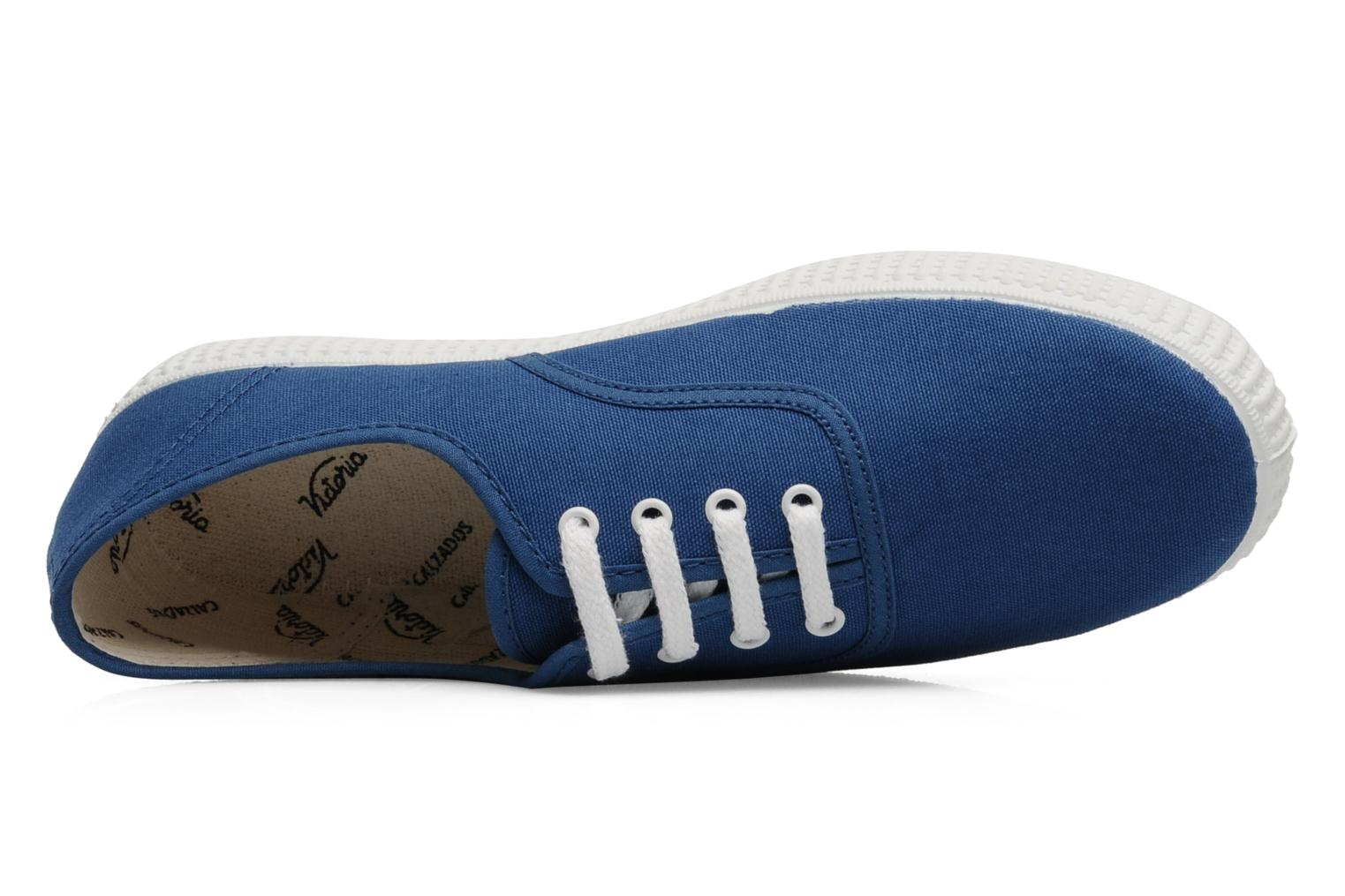 Trainers Victoria Victoria W Blue view from the left
