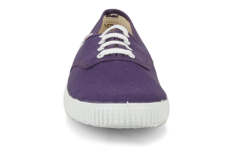Baskets Victoria Victoria W Violet vue portées chaussures