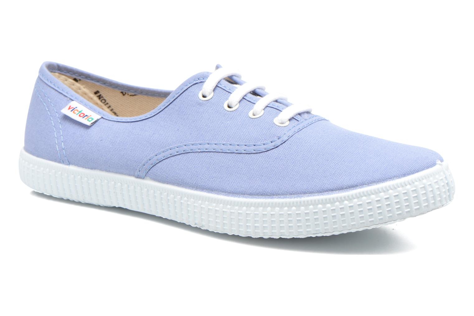 Sneakers Victoria Victoria W Paars detail