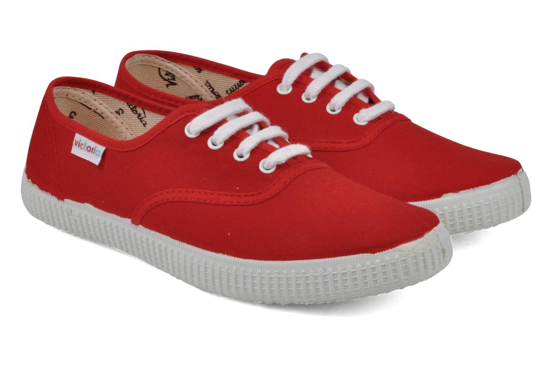 Sneakers Victoria Victoria W Rood 3/4'