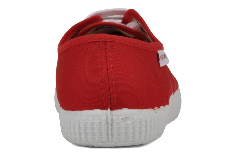Sneakers Victoria Victoria W Rood rechts