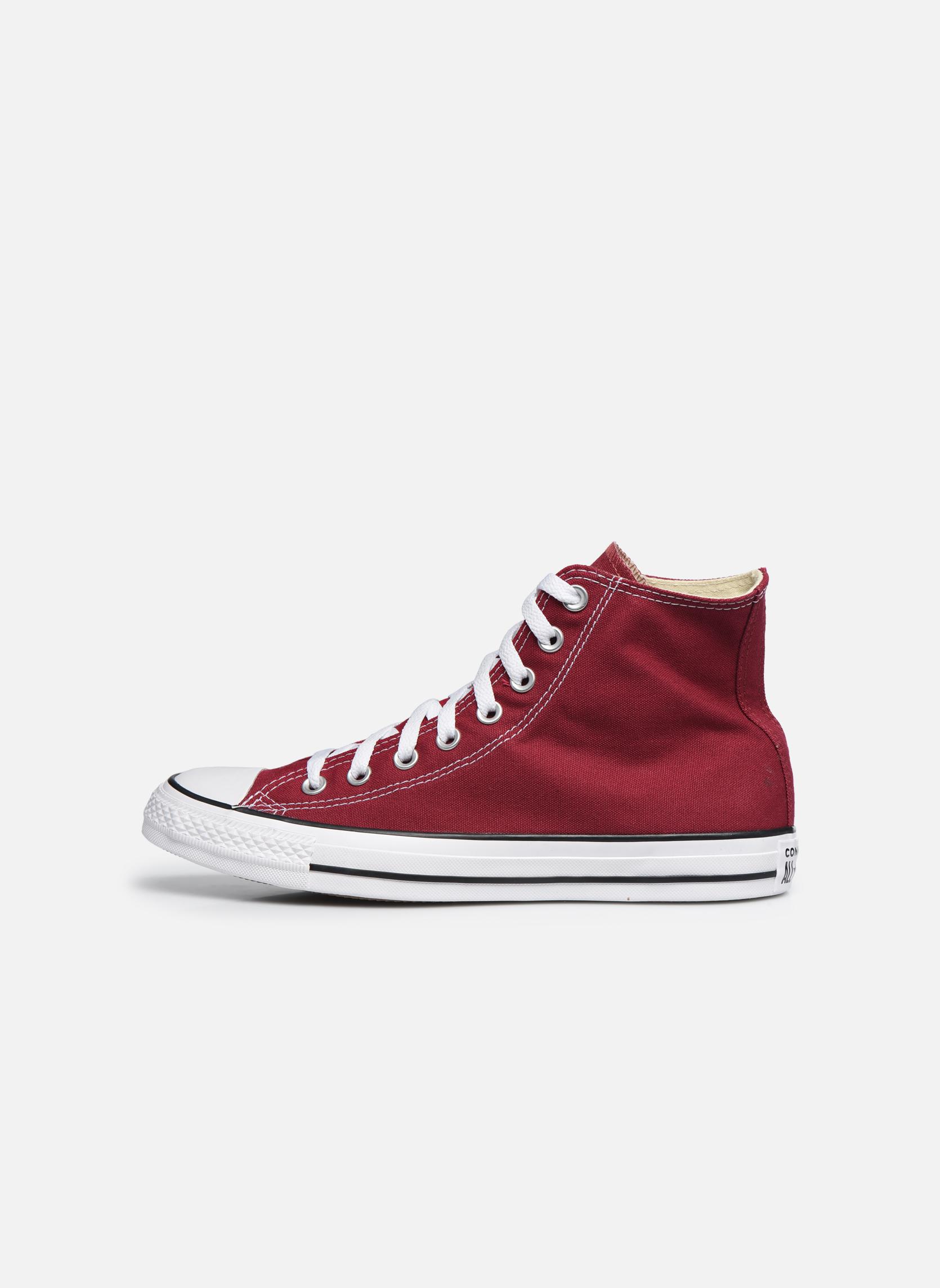 Sneakers Converse Chuck Taylor All Star Hi M Bordò immagine frontale