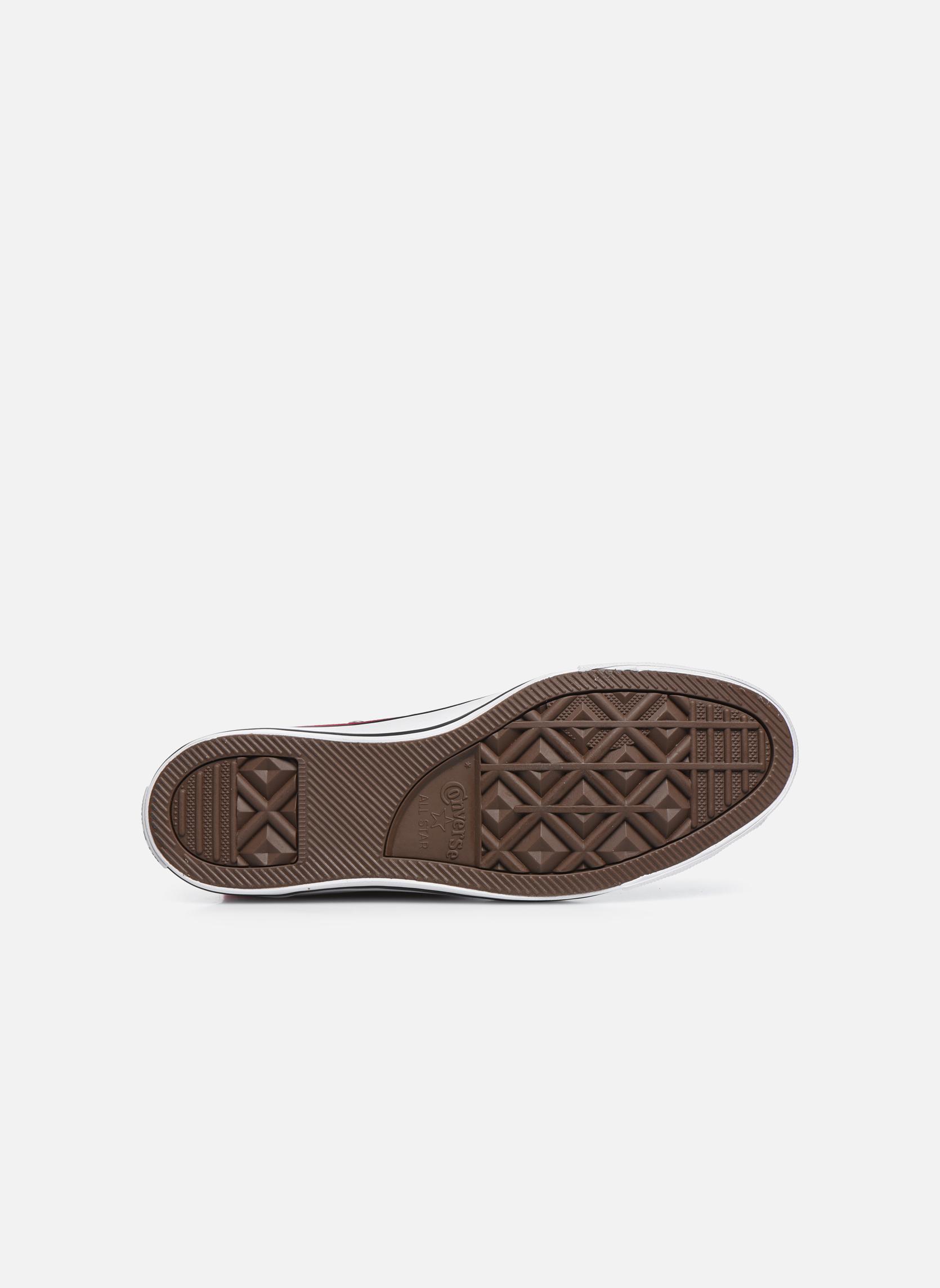 Sneakers Converse Chuck Taylor All Star Hi M Bordò immagine dall'alto